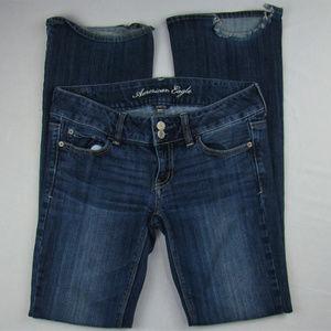 American Eagle Jeans Stretch Artist Size 2 Regular